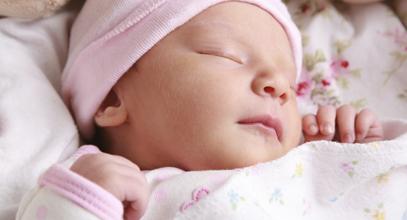 Canastilla de bebé Alimerka