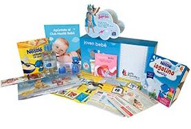 Canastillas de regalo para recién nacidos