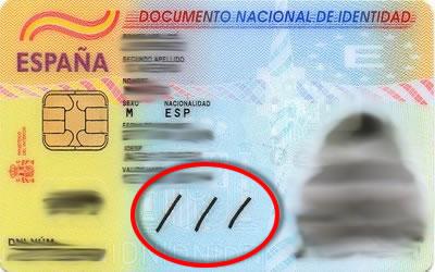 Trámites nacimiento Barcelona - obtención del DNI