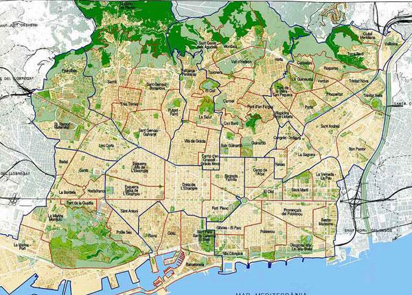 Trámites nacimiento Barcelona - Información empadronamiento